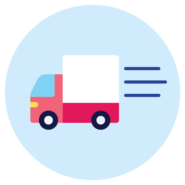 3) Equipment Delivery/Pick-up